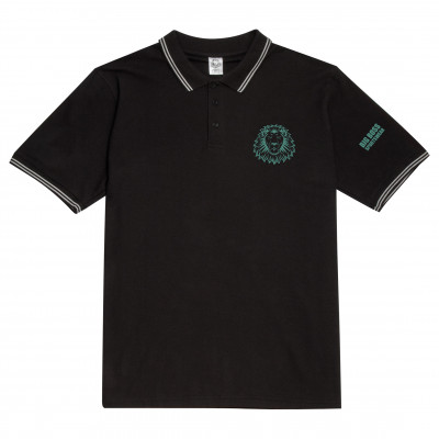 Plain polo shirt Lion