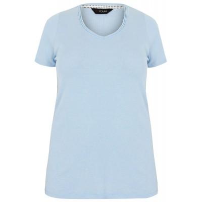 71c8ace21ac4 copy of V-Neck Basic T-Shirt