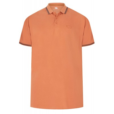 Orange Tipped Polo