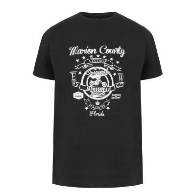 Black Marion County Slogan