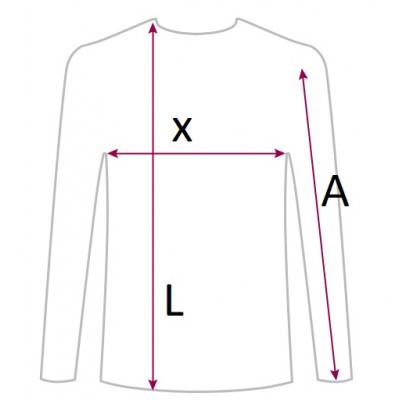 Grey elastane t-shirt