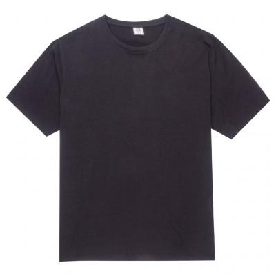 Charcoal elastane t-shirt