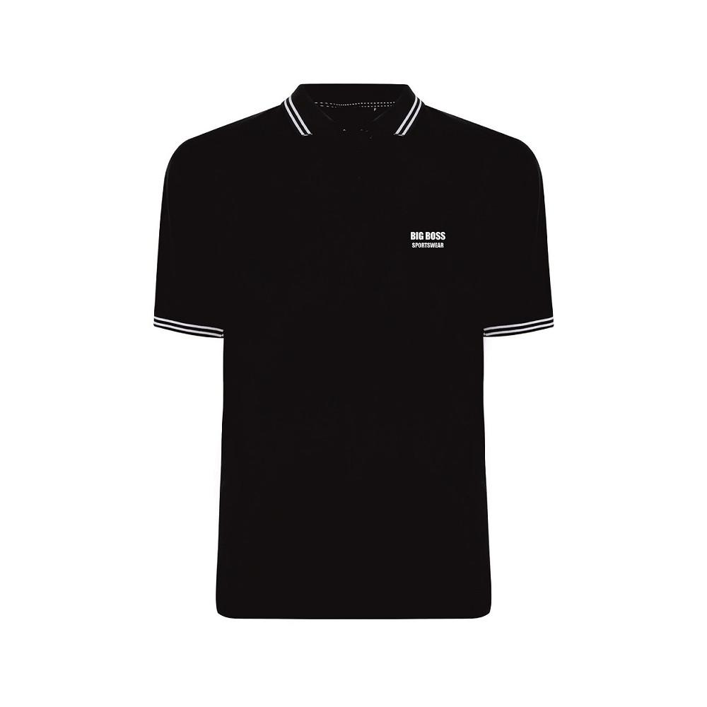 Plain polo shirt logo