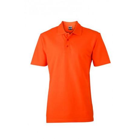 Polokošeľa JN74 Orange