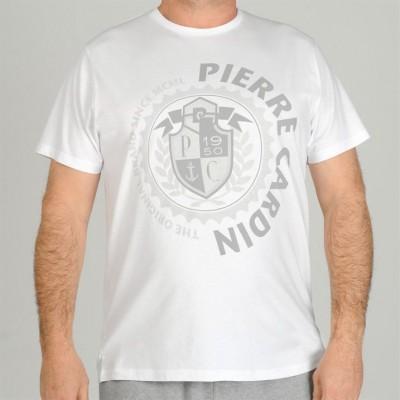 3XL Pierre C XL Pastel T Sn64 White 4X XXXL